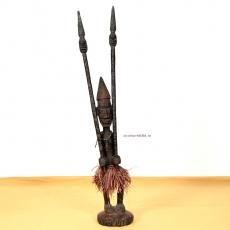Wächter-Figur vom Stamm der Igbo (Ibo)