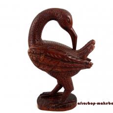 Sankofa, Symbolfigur der Akan in der Elfenbeinküste und Ghana