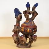 Schalenträgerin der Yoruba