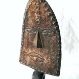 Bakota Reliquien-Wächter-Figur Ndumu oder Obamba aus Gabun.