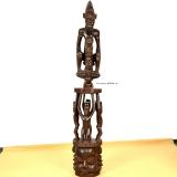 Skulptur vom Stamm der Igbo (Ibo)