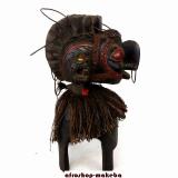Schulter-Maske Nimba vom Stamm der Baga, Guinea