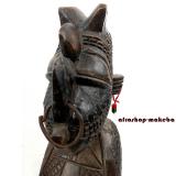 Nimba-Schulter-Maske vom Stamm der Baga, Guinea