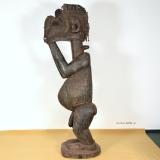 Dmba-männliche Figur vom Stamm der Baga, Guinea