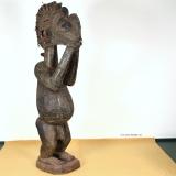 Dmba Figur, männliche Figur der Baga, Nimba