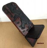 Steckstuhl aus Afrika, Wickinger Stuhl, Odum - Holz (african teak)