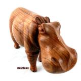 Nilpferd aus Afrika, Flusspferd, Hippo