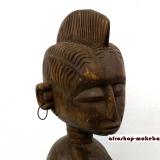 Figur der Baga, Afrikanische Stammeskunst aus Guinea, Tribal Art